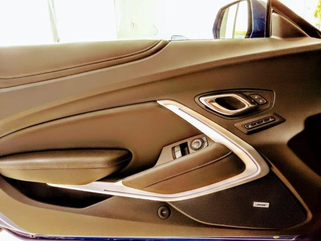 Camaro Ss v8 6.2 2019 AZUL - Foto 9