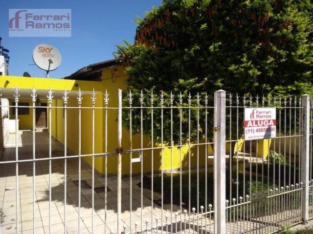 Casa com 3 dormitórios para alugar, 80 m² por r$ 1.350,00/mês - jardim presidente dutra -