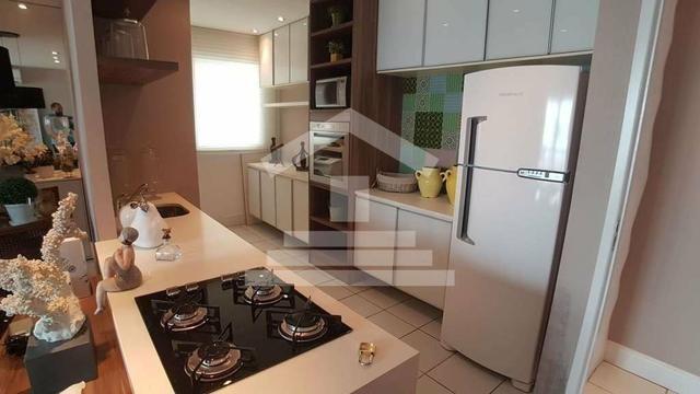 MS - Apartamento com 3 quartos/1 suíte/ projetados - Foto 2