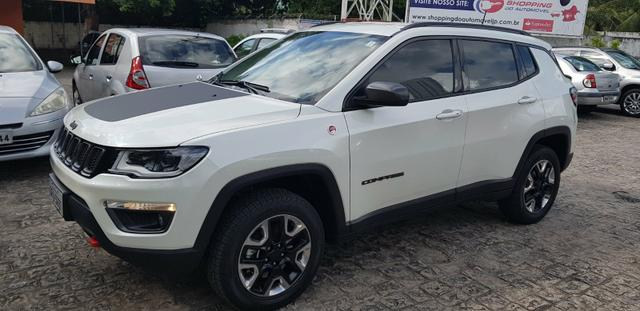 Jeep Compass Trailwalk 2017 5.000 km rodados