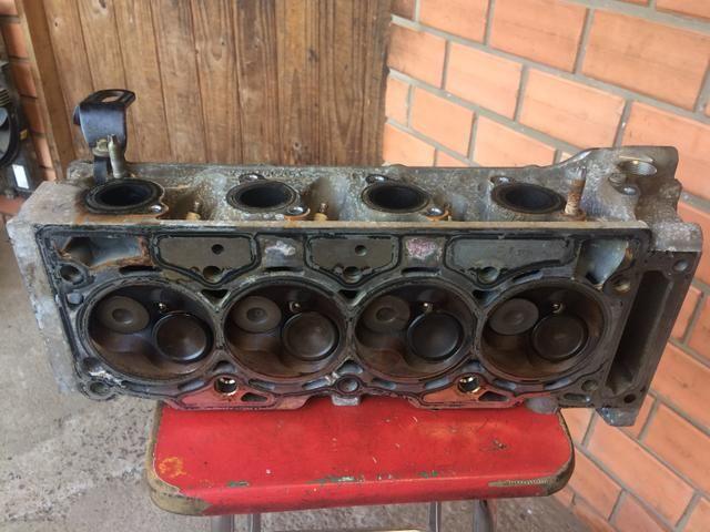 Cabeçote Ford Fiesta Zetec Rocam 1.6 flex