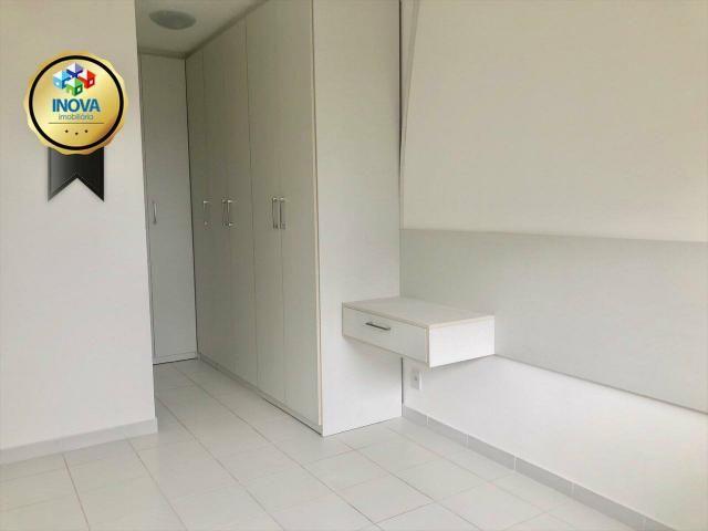 Apartamento No Condomínio Jardim | 3 Quartos | Com Projetados | - Foto 5