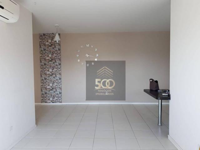 Ap0610 - apartamento com 3 dormitórios à venda, 84 m² por r$ 380.000 - nossa senhora do ro - Foto 7