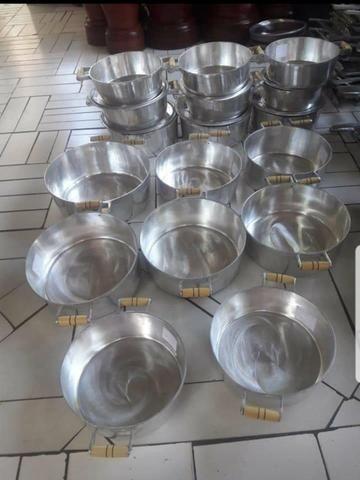 Alumínio batido para restaurantes