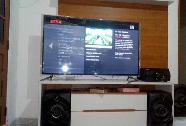 SmarT TV 55 Samsung completa - Foto 4