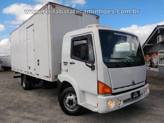 Agrale 9200 MWM Turbo Intercooler Cabine Leito Baú 6,20m