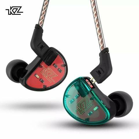 As10 kz fone de ouvido 10 drives retorno de palco monitor