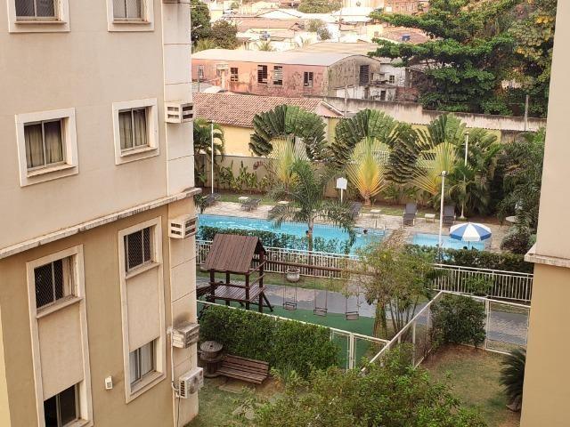 Piazza das Mangueiras com 02 vagas de garagem - Foto 2
