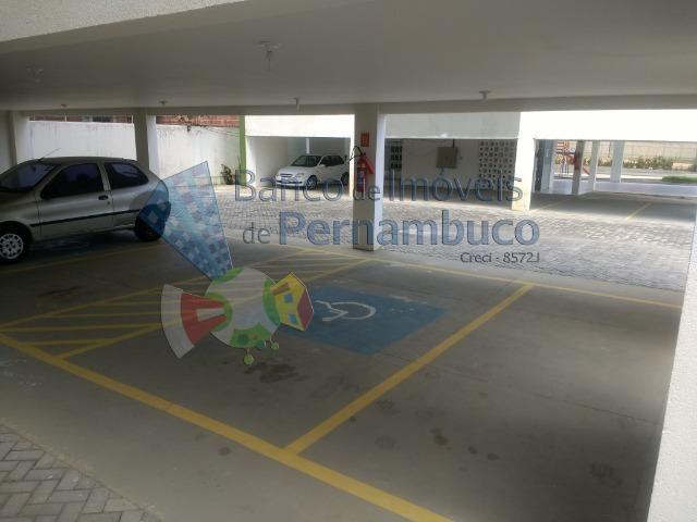 Apartamento com piscina e playground em Abreu e Lima - Foto 2