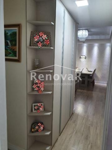 Apartamento à venda com 3 dormitórios em Parque euclides miranda, Sumaré cod:490 - Foto 5