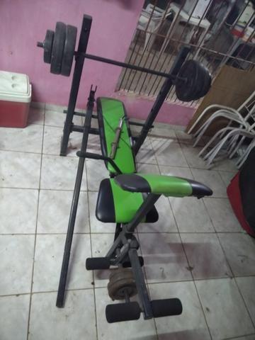 Equipamento de musculação / ginástica - Foto 4