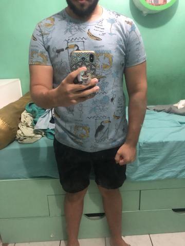 Trio de camisas - Foto 2