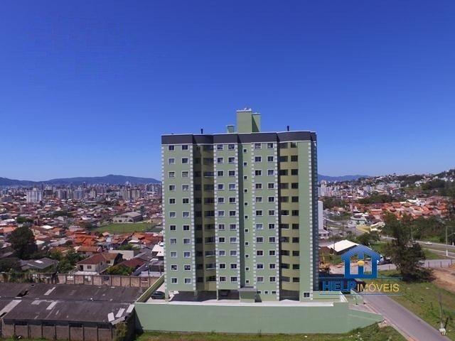 Apartamento à venda com 2 dormitórios em Jardim cidade de florianópolis, São josé cod:979