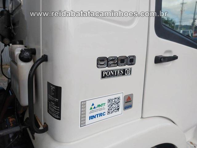 Agrale 9200 MWM Turbo Intercooler Cabine Leito Baú 6,20m - Foto 17