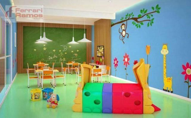Apartamento com 3 dormitórios à venda, 72 m² por r$ 425.000,00 - vila augusta - guarulhos/ - Foto 20
