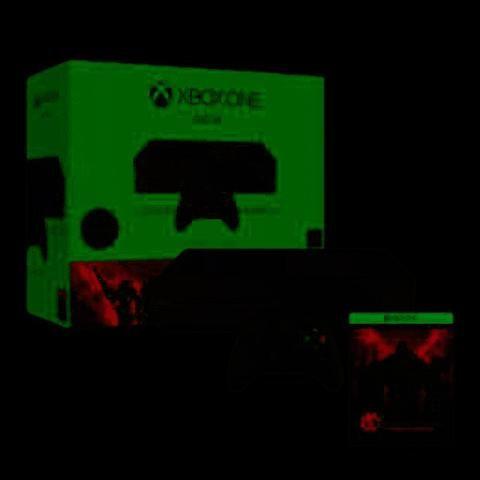 Vendo Xbox ONE completo