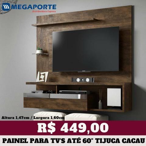 Painel de Televisão para TV's até 60 polegadas (2 modelos)
