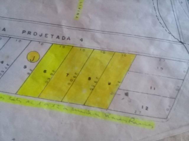 Vende-se quatros lotes em Taquaritinga do norte