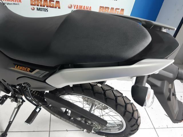 Yamaha xtz lander 250 abs 2020 zero km - Foto 6
