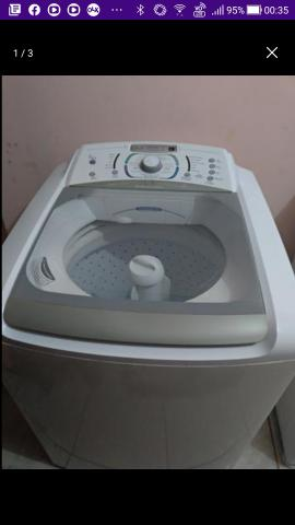 Máquina de lavar roupa eletrolux 15 kilos - Foto 3