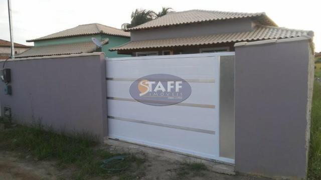 OLV-Casa com 2 dormitórios à venda, 60 m² por R$ 150.000 - Unamar - Cabo Frio/RJ CA1348 - Foto 2