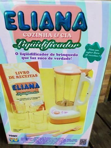 Liquidificador Eliana anos 90 novo