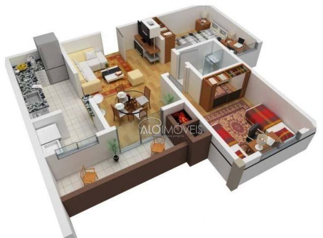 Apartamentos bellas artes - Foto 11