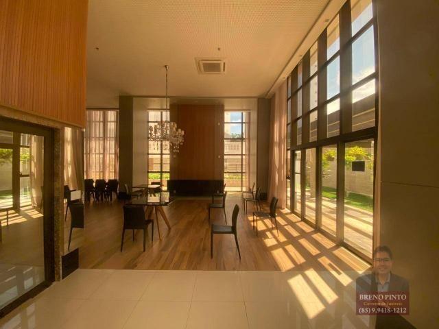 Apartamento à venda, 112 m² por R$ 1.090.000,00 - Meireles - Fortaleza/CE - Foto 3