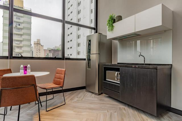 Duplex Housi Bela Cintra - 1 dormitório - Jardins - Foto 13