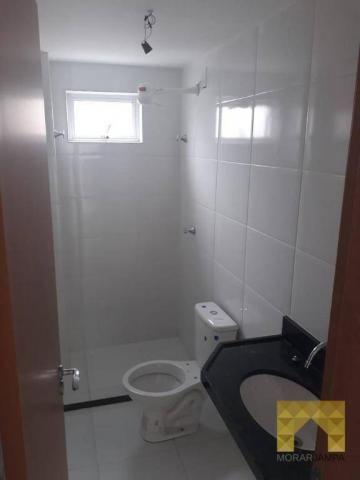 Apartamento com 2 Quartos à venda, 66 m² por R$ 178.000 - Castelo Branco - João Pessoa/PB - Foto 3