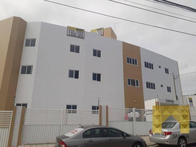 Apartamento com 2 Quartos à venda, 66 m² por R$ 178.000 - Castelo Branco - João Pessoa/PB - Foto 7