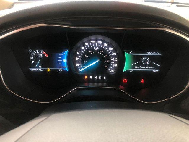 Ford Fusion 2018 Titanium FWD 2.0 - 40mil km - Foto 7
