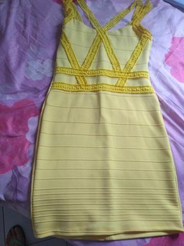 Vestido Amarelo - Foto 2