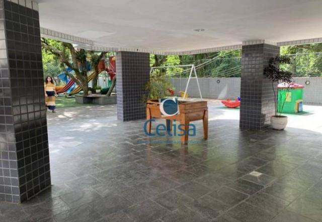 Apartamento com 4 dormitórios para alugar, 170 m² por R$ 5.000/mês - Tijuca - Rio de Janei - Foto 12