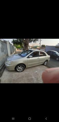 Corolla 2003 automatico completo - Foto 9
