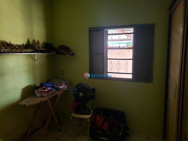 Casa com 2 dormitórios à venda, 75 m² por r$ 170.000,00 - jardim santa esmeralda - hortolâ - Foto 8
