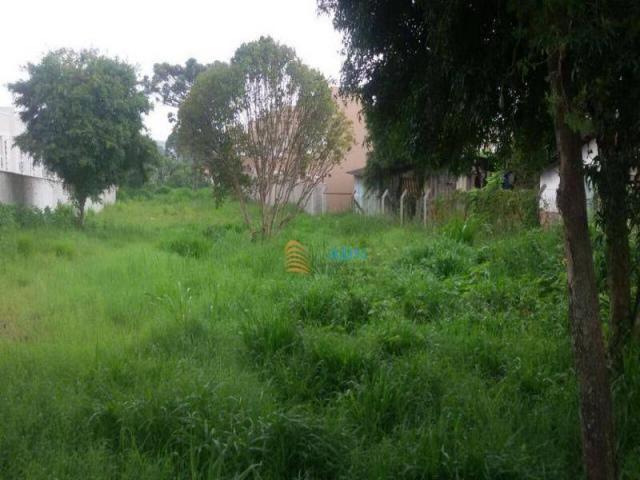 Terreno à venda, 2572 m² por R$ 1.799.000,00 - Alto Boqueirão - Curitiba/PR