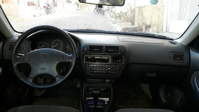 Honda Civic LX 1.6 16v AT nacional - Foto 12