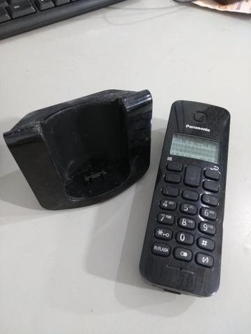 Telefone s/fio Panasonic