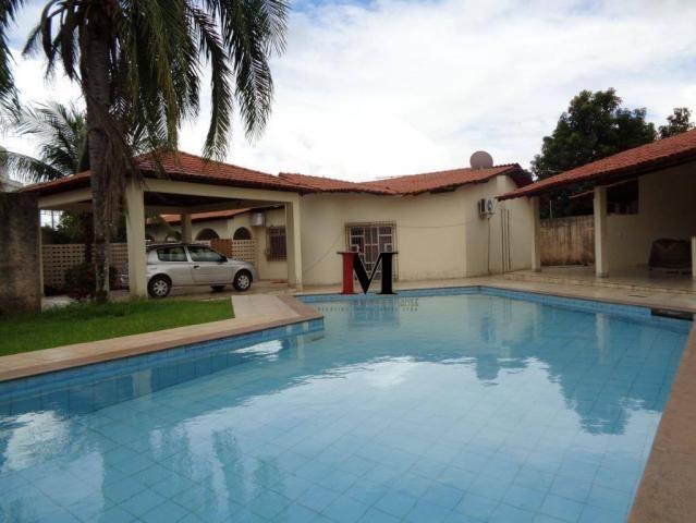 Alugamos casa com 4 quartos com piscina proximo ao shopping - Foto 18
