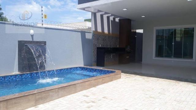 Casa à venda, 132 m² por R$ 398.000,00 - Plano Diretor Sul - Palmas/TO