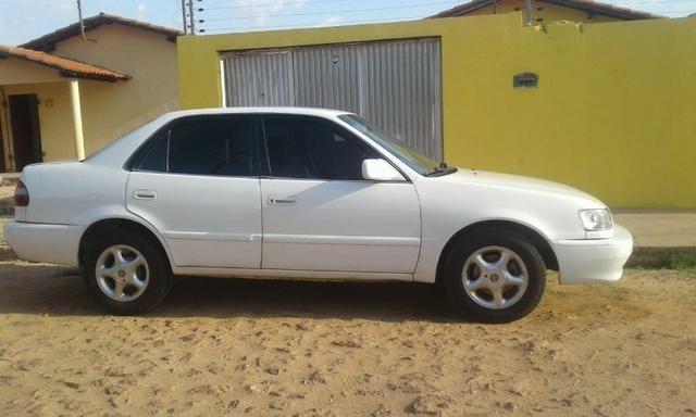 Corolla 1.8 XEI 1999 - Foto 8