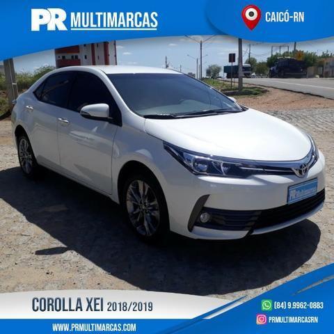 Corolla XEI 2.0 AT 2019 TOP!!!