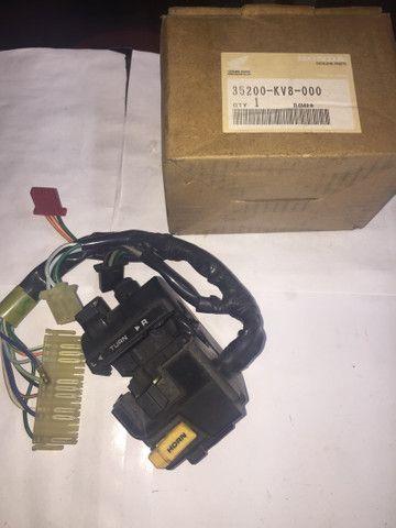 Chave do sinalizador Spacy 125 Honda Original
