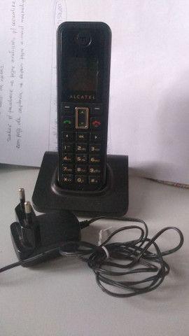 Telefone de mesa Alcatel