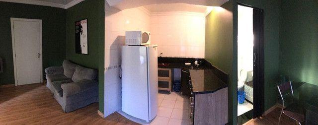Apartamento de 1 dormitório e quitinetes mobiliadas e serviços - Foto 2
