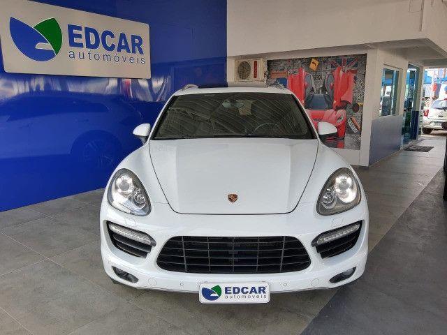 Porsche Cayenne - 2012/2013 4.8 4X4 V8 32V Turbo Gasolina 4P Tiptronic - Foto 3