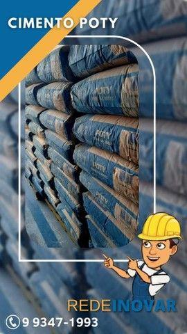 Blocos areia cimento laje ferragens e muito mais aqui na Rede Inovar - Foto 5