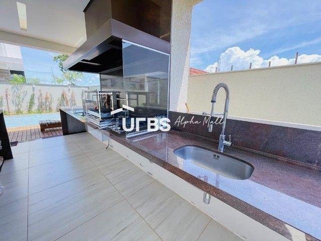 Casa de condomínio para venda com 352 metros quadrados com 4 quartos - Foto 16
