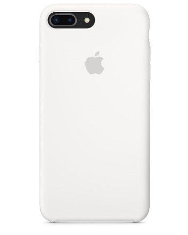 Case / Capinha de Silicone iPhone 6 Plus / 6S Plus (Aceito cartão)